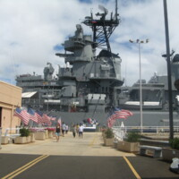 Battleship Missouri Memorial Pearl Harbor HI.JPG