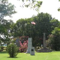 Rohwer Japanese-American WWII Camp Arkansas.JPG