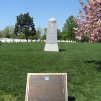 Rock of the Marne US Army 3rd INF Div Memorial ANC.JPG
