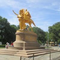 William Sherman CW Memorial NYC.JPG