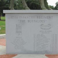 17th INF Regiment Buffalo Ft Benning GA4.JPG