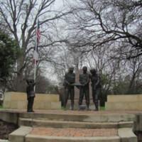 Pflugerville TX Memorial to Its Fallen .JPG