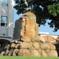 Calhoun County AL WWI Memorial Anniston.JPG