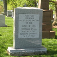 Tomb of Unknown of War of 1812 ANC.JPG