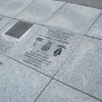 SFC Randall Shughart Memorial Fayetteville NC.JPG