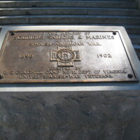 Lynchburg VA Sp-Am War Memorial.JPG