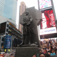 LT COL Father Francis Duffy WWI Times SQ NYC.JPG
