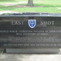 Last Shot WWII 97th DIV Ft Benning GA.JPG