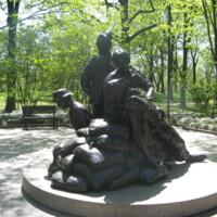 US Vietnam War Womens Memorial DC.JPG