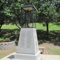 3rd BDE 82nd Airborne DIV Vietnam War Memorial Ft Bragg NC.JPG