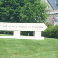 Normandy American WWII Cemetery and Memorial.JPG
