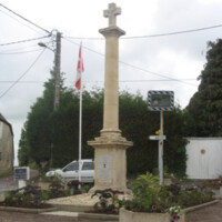 Tailleville France WWI Memorial.JPG