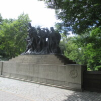 107th REG WWI Central Park NYC2.JPG
