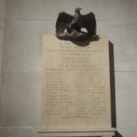 Metropolitan Museum of Art WWI Memorial NYC.JPG