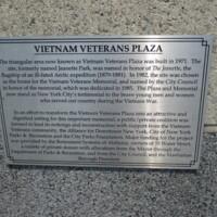 NYC Vietnam Veterans Plaza Manhattan3.JPG