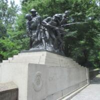 107th REG WWI Central Park NYC9.JPG
