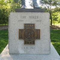 United Spanish War Veterans Memorial The Hiker ANC 5.JPG