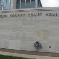 Calhoun County TX War Memorial.JPG