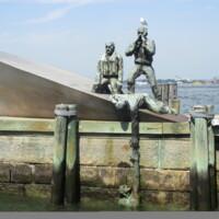 US Merchant Mariners Memorial NYC Manhattan4.JPG