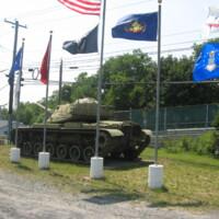 Tank Memorial for Veterans Forest City PA.JPG