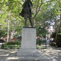 Abington SQ WWI Memorial NYC Greenwich.JPG