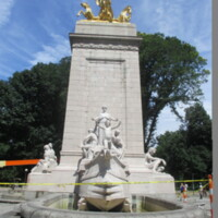 USS Maine and SP-WAR Central Park NYC.JPG