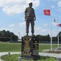General Henry Hugh Shelton Memorial Fayetteville NC.JPG