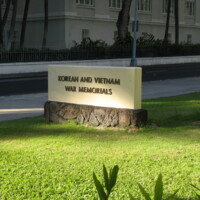 Hawaii Korean and Vietnam War Memorials US.JPG