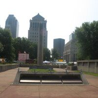 St Louis MO Veterans War Memorial.JPG