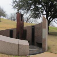 Texas 9-11 Memorial Texas State Cemetery Austin2.JPG