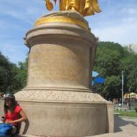 William Sherman CW Memorial NYC6.JPG